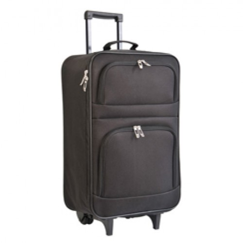 Compressible Rolling Luggage