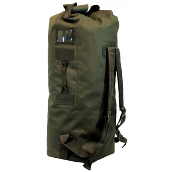 TA Series Army Duffel - COMES IN 2 SIZES! by dufflebags