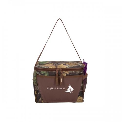 Small Camo Cooler Bag