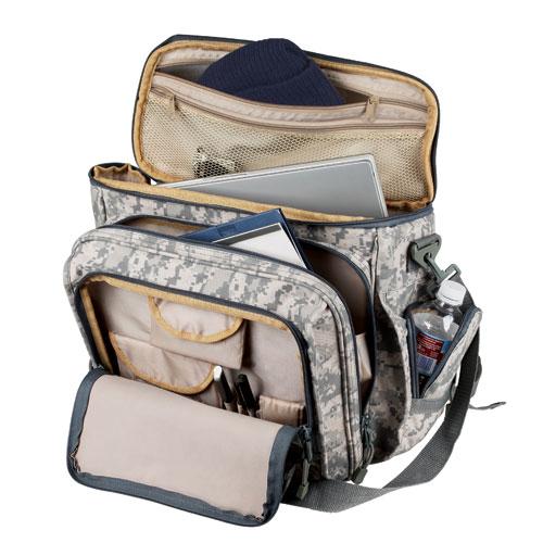 Digital Camo Compu Backpack