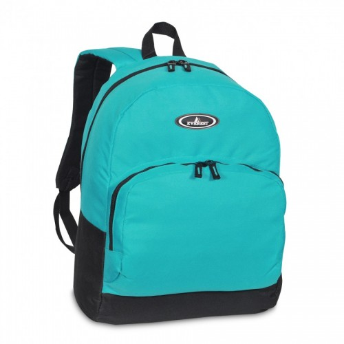 Classic Backpack With Front Organizer
