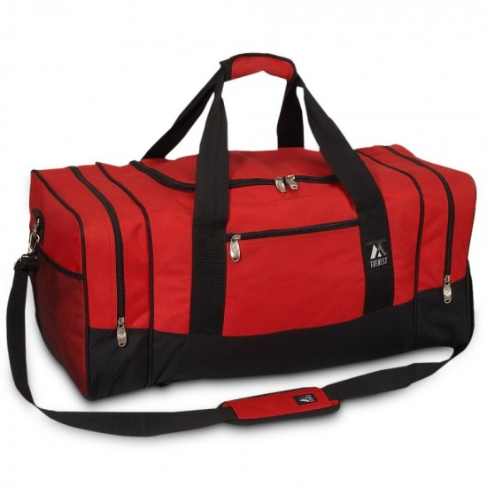 Sporty Gear Bag-Large by Dufflebags.com - Luggage store - Wholesale bag - Best duffle bag - personalized duffle bag
