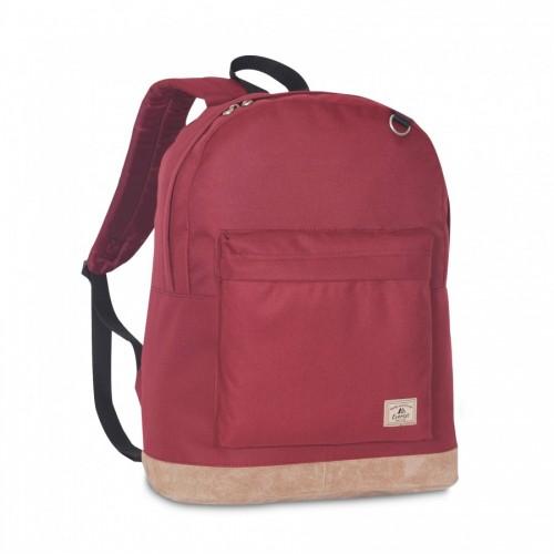 Suede Bottom Backpack