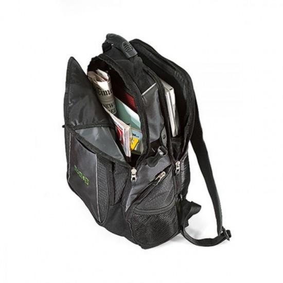 Vertex Computer Backpack by dufflebags