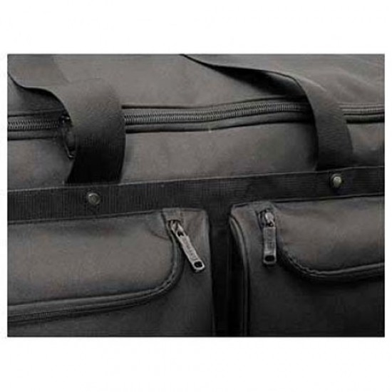 Deluxe Wheeled Duffel - COMES IN 3 SIZES! by dufflebags