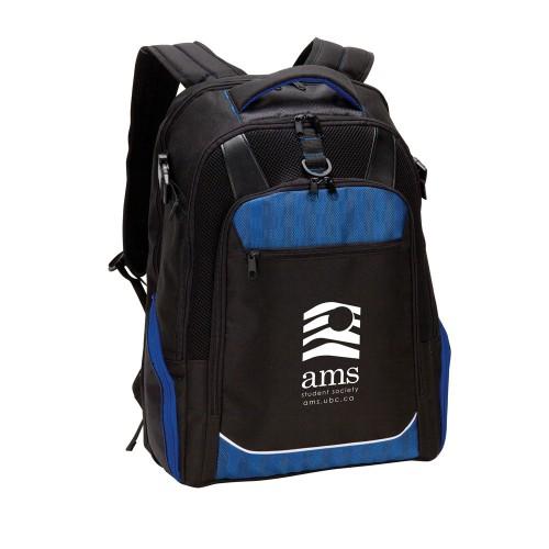 The Kingdom Damier Tsa Compu Backpack