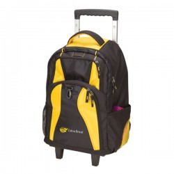 The Elevated Wheeled Computer Backpack