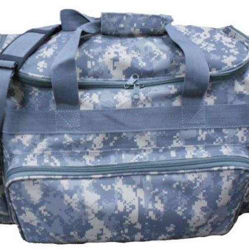 "DuffelGear 22"" Army Camo Duffel"