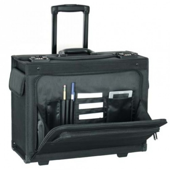 Hard Side Rolling Computer Catalog Case by Dufflebags.com - Luggage store - Wholesale bag - Best duffle bag - personalized duffle bag