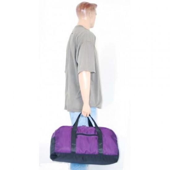U-zip Ballistic nylon duffel by Dufflebags.com - Luggage store - Wholesale bag - Best duffle bag - personalized duffle bag