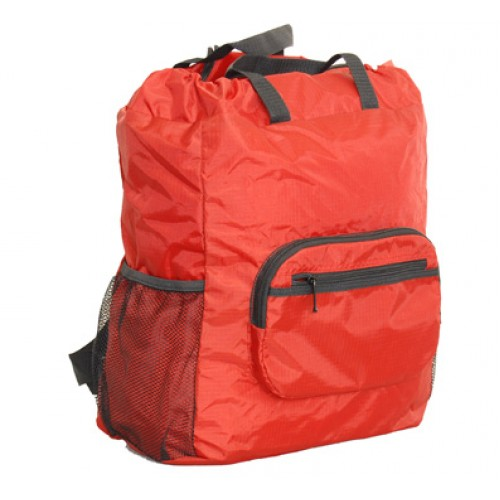 U-zip lightweight backpack & tote
