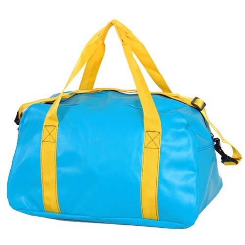 "18"" Standard polyester gym bag"