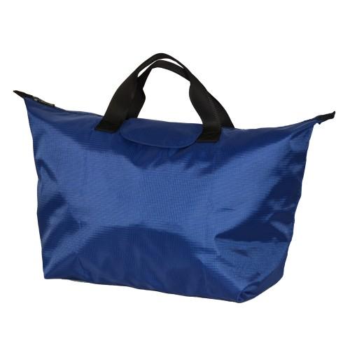 No zip expandable packable tote