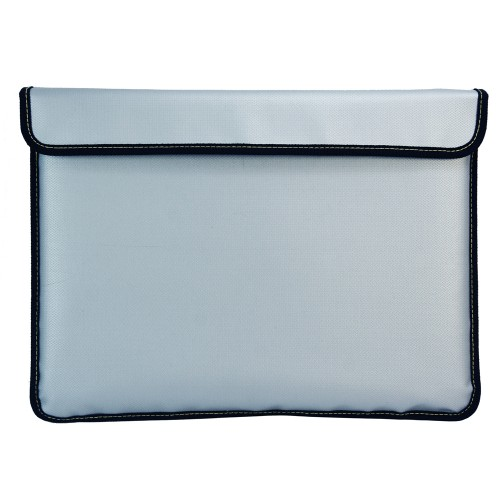 """Signal blocking pouch (Fire proof material & fits up 15"""" laptop)"""