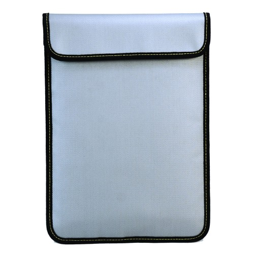 """Signal blocking pouch (Fire proof & fits up 9""""x13"""" tablet)"""