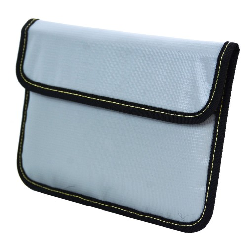 """Signal blocking pouch (Fits up 9""""x6"""" tablet, cell phone & hard drive)"""