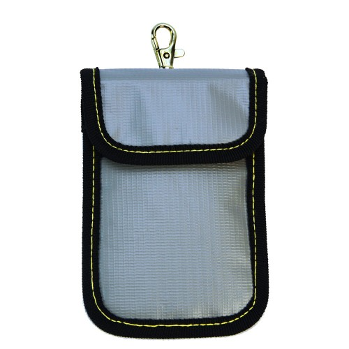"""Signal blocking pouch (Fits up 3.5""""x5"""" Key FOB & Credit cards)"""