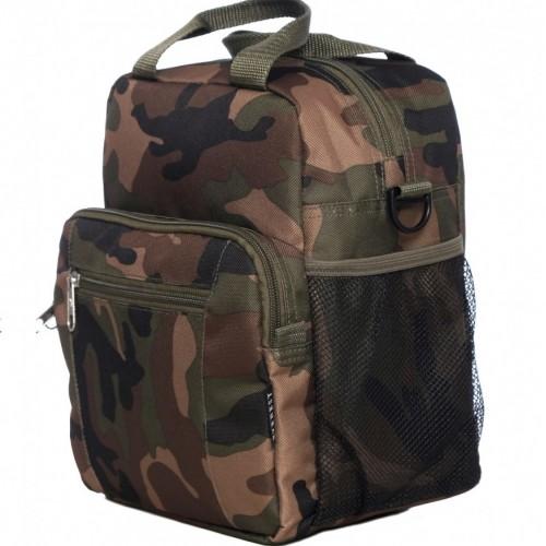Woodland Camo Deluxe Utility Bag