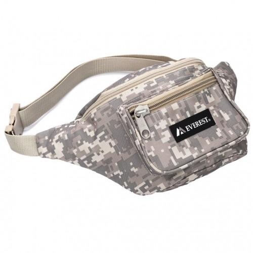 Digital Camo Waist Pack - Medium