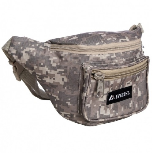 Digital Camo Waist Pack - Large