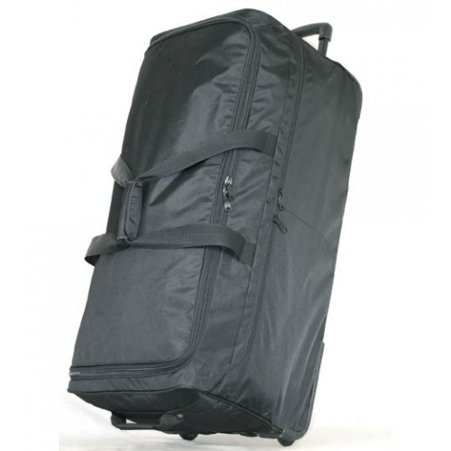 Ultra Simple Wheeled Duffel - COMES IN 2 SIZES!