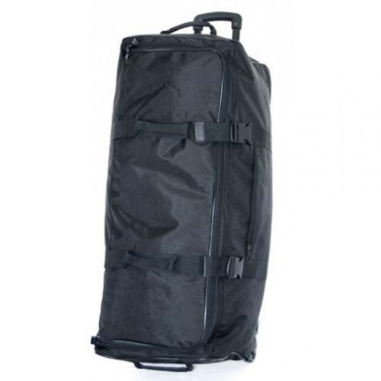 Standing UP Travel Wheeled Duffel - COMES IN 3 SIZES! by dufflebags