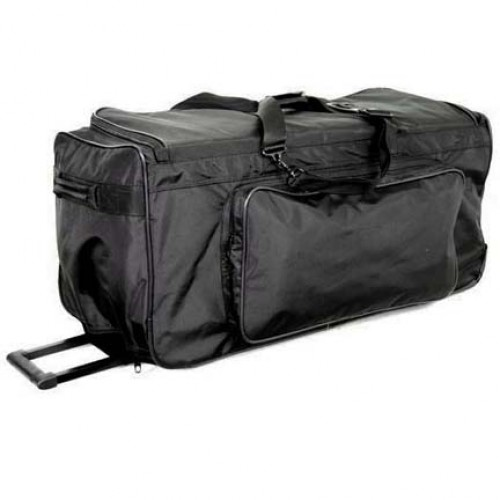 Skate Wheel 2 Pocket Duffel - COMES IN 3  SIZES!