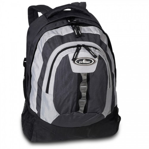 Multiple Compartment Deluxe Backpack