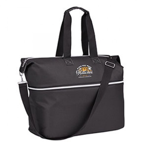 Expandable Travel Duffel Tote