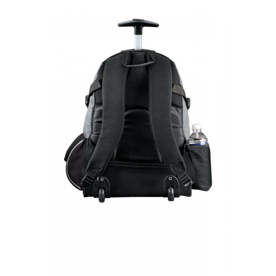 Port Authority Wheeled Backpack by dufflebags